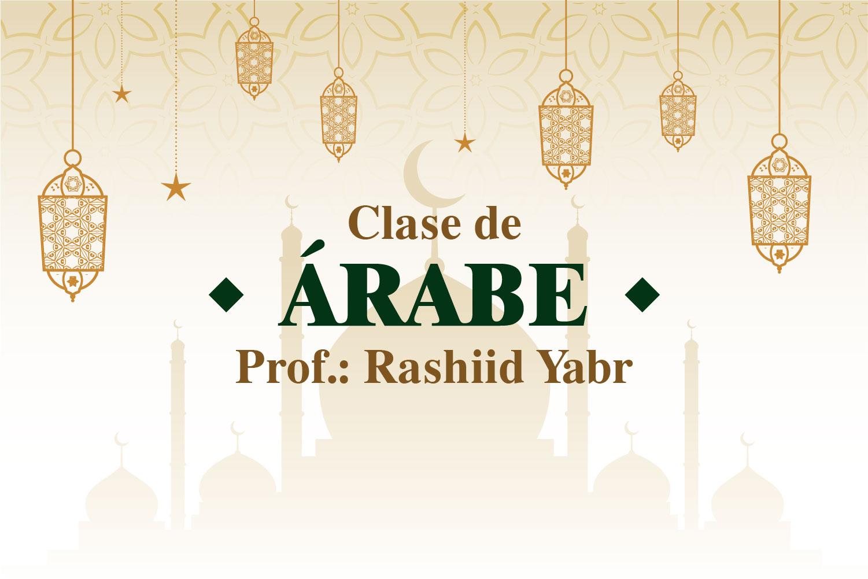 clases virtuales Idioma Árabe