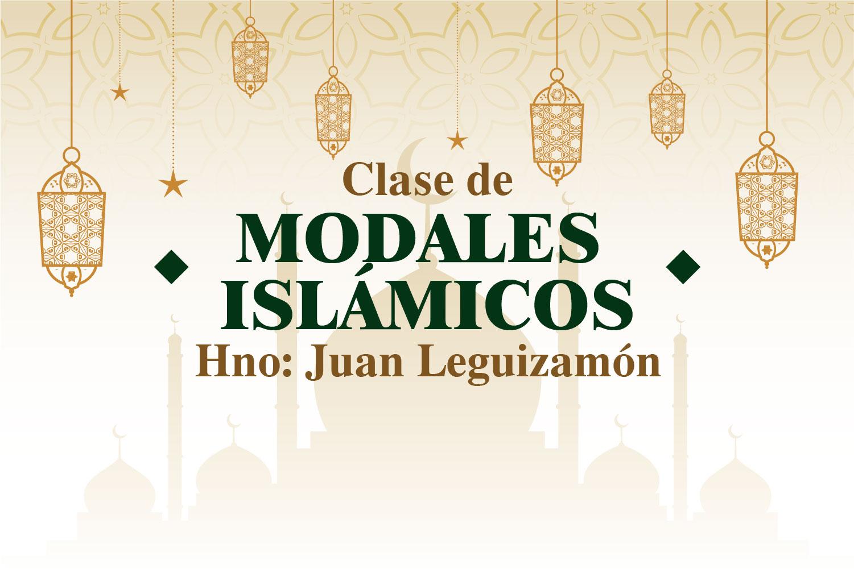 clases virtuales de modales islámicos